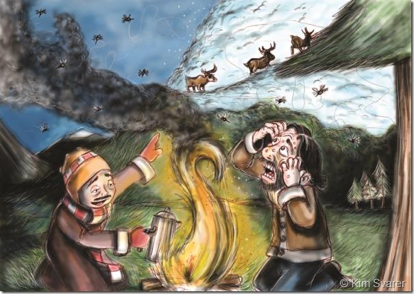 Kampen om Langhøj – kapitel 1 og 2 fra bogen