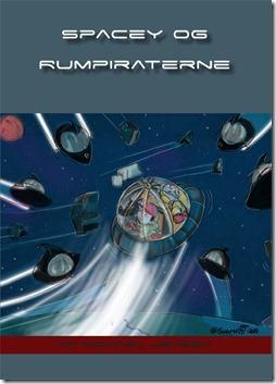 Spacey og Rumpiraterne – 1. kapitel